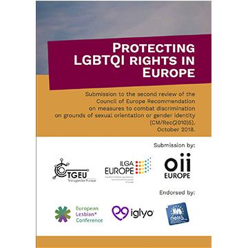 Protecting LGBTQI Rights