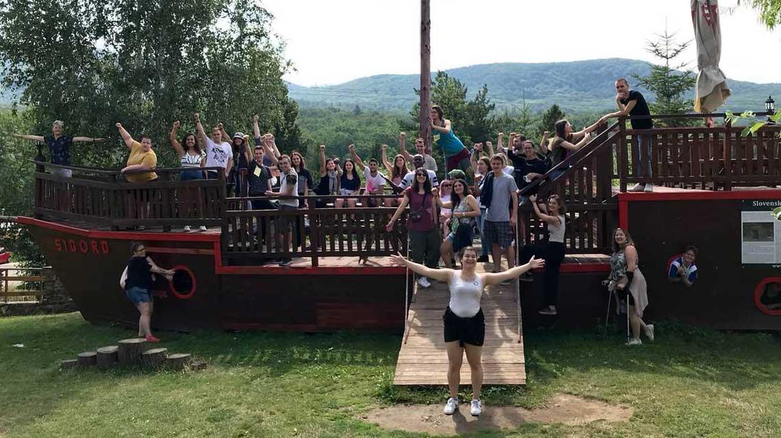 Rainbow School Activism Slovakia