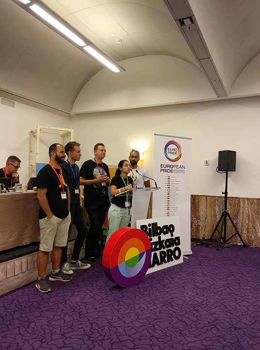 European Pride Organizers Association