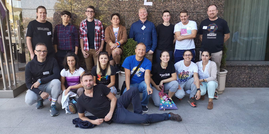 Bilitis hosted a sports workshop on the CEEYOUSPORT project