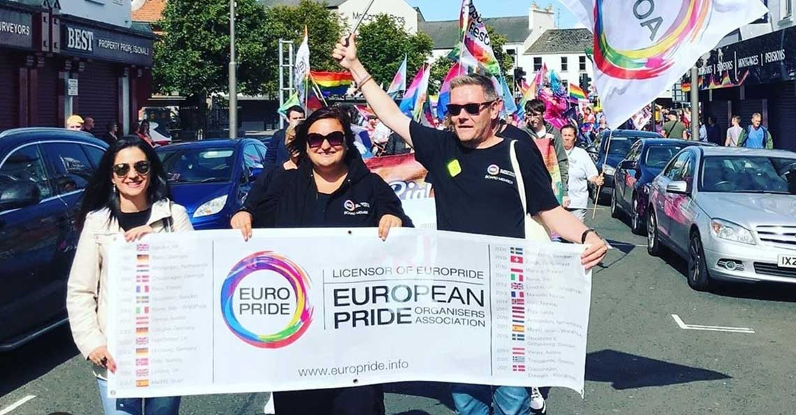 UK & Ireland Pride