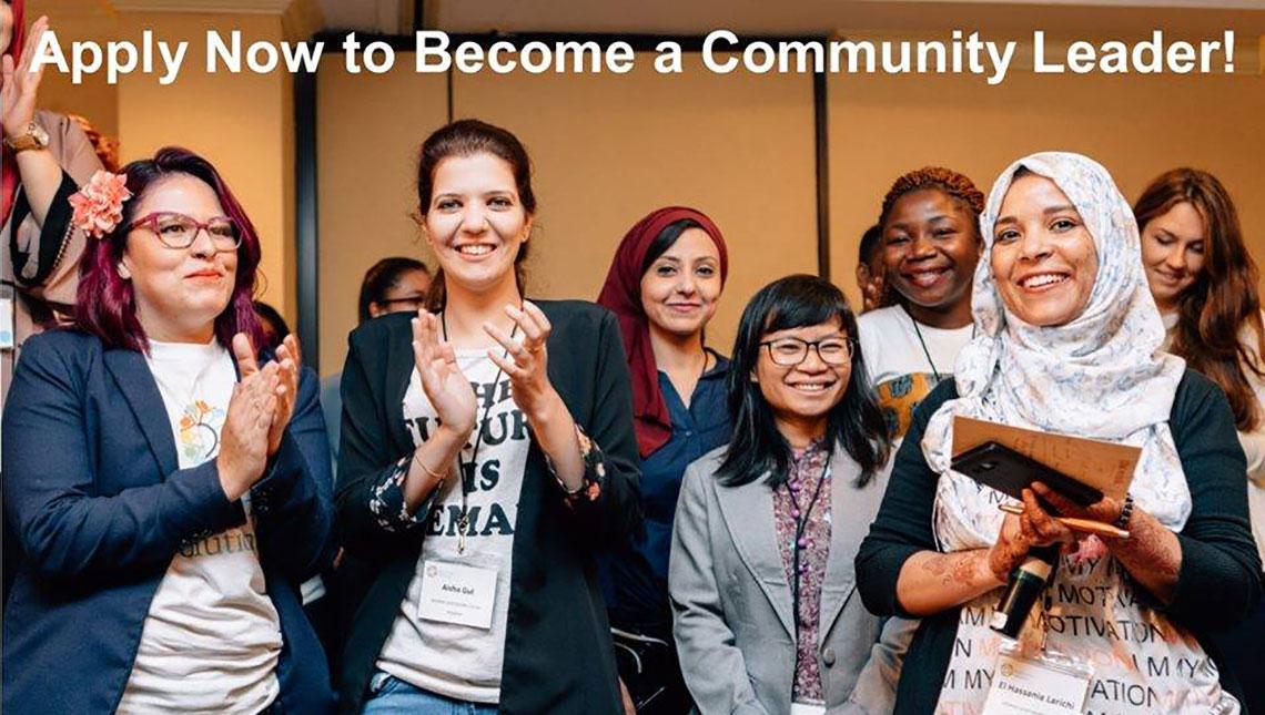 Стани лидер! Кандидатствай за Community Solutions Program – програма за професионално развитие в САЩ, финансирана изцяло от Държавния департамент на САЩ