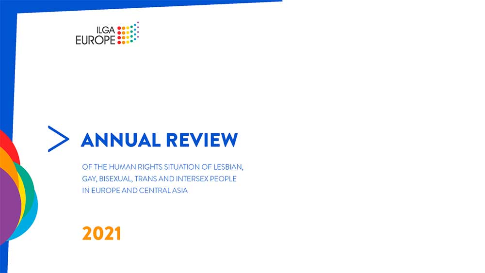 Десети годишен доклад на ILGA-Europe
